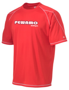 Pewamo Champion Men's 4.1 oz Double Dry Odor Resistance T-Shirt
