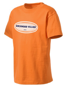 Birchwood Village Kid's Lightweight T-Shirt