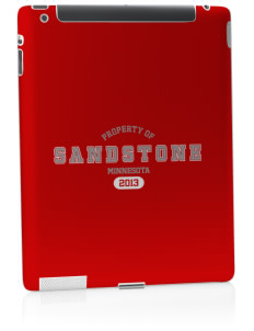 Sandstone Apple iPad 2 Skin