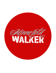 Walker Sticker