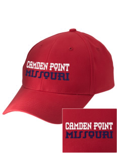 Camden Point Embroidered Low-Profile Cap