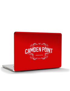 "Camden Point Apple Macbook Pro 17"" (2008 Model) Skin"
