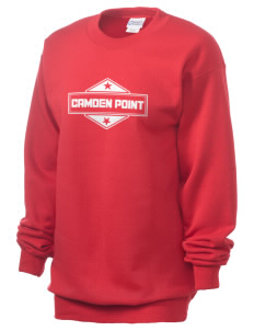 Camden Point Unisex 7.8 oz Lightweight Crewneck Sweatshirt