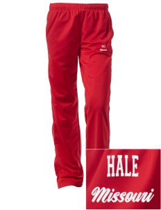 Hale Embroidered Women's Tricot Track Pants