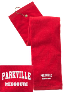 Parkville Embroidered Hand Towel with Grommet