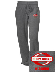 Pilot Grove Embroidered Alternative Women's Unisex 6.4 oz. Costanza Gym Pant