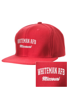 Whiteman AFB Embroidered D-Series Cap