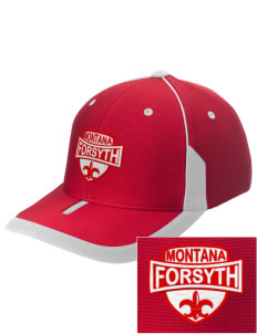 Forsyth Embroidered M2 Universal Fitted Contrast Cap