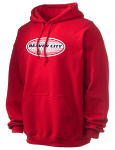 Beaver City Ultra Blend 50/50 Hooded Sweatshirt