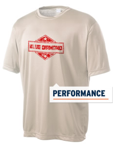 Blue Diamond Men's Competitor Performance T-Shirt