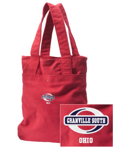 Granville South Embroidered Alternative The Berkeley Tote