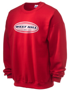 West Hill Ultra Blend 50/50 Crewneck Sweatshirt