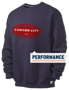 Canyon City  Russell Men's Dri-Power Crewneck Sweatshirt