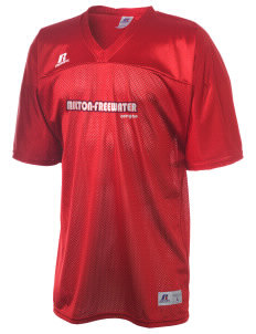 Milton-Freewater  Russell Men's Replica Football Jersey