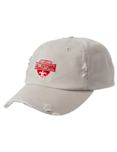 Allentown Embroidered Distressed Cap