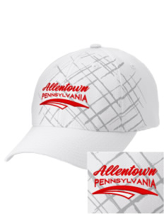 Allentown Embroidered Mixed Media Cap