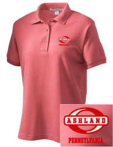 Ashland Women's Embroidered Silk Touch Polo