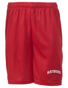 "Hatboro Men's Mesh Shorts, 7-1/2"" Inseam"