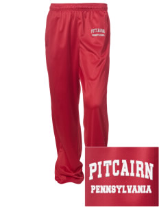 Pitcairn Embroidered Women's Tricot Track Pants