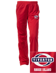 Tiverton Embroidered Women's Tricot Track Pants