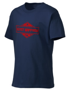 East Gaffney Kid's Lightweight T-Shirt