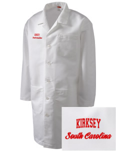 Kirksey Full-Length Lab Coat