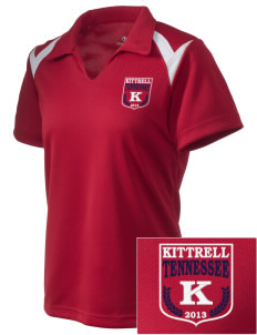 Kittrell Embroidered Holloway Women's Laser Polo