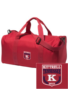 Kittrell Embroidered Holloway Duffel Bag