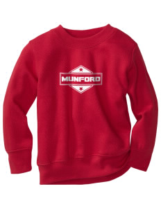 Munford Toddler Crewneck Sweatshirt