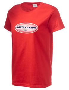 North Cannon Women's 6.1 oz Ultra Cotton T-Shirt