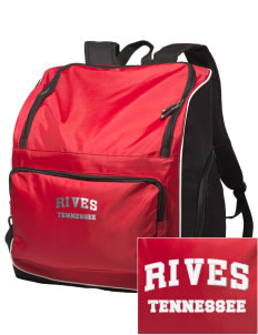 Rives Embroidered Holloway Backpack