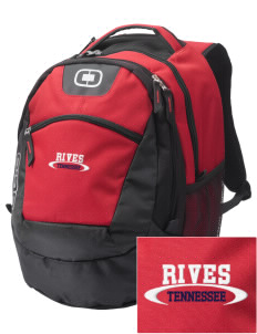 Rives Embroidered OGIO Rogue Backpack