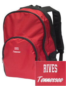 Rives Embroidered Value Backpack