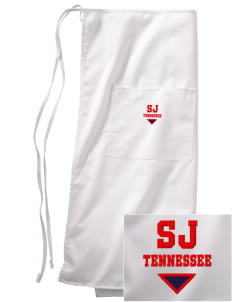 St. Joseph Embroidered Full Bistro Bib Apron