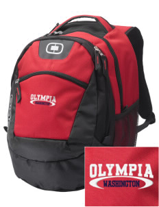 Olympia Embroidered OGIO Rogue Backpack
