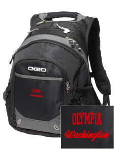 Olympia Embroidered OGIO Fugitive Backpack