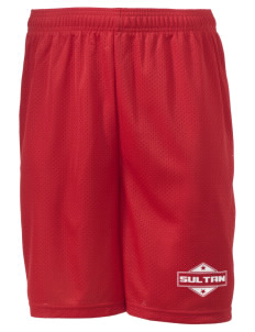 "Sultan Men's Mesh Shorts, 7-1/2"" Inseam"