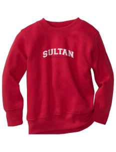 Sultan Toddler Crewneck Sweatshirt