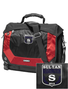 Sultan Embroidered OGIO Jack Pack Messenger Bag