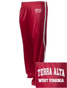 Terra Alta Embroidered Holloway Men's Tricotex Warm Up Pants