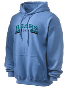 Browns Valley Elementary School Bears Ultra Blend 50/50 Hooded Sweatshirt