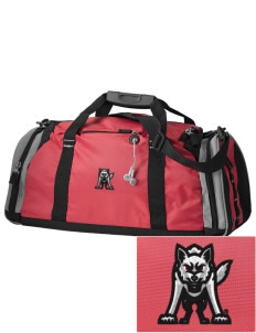 University of South Dakota Coyotes Embroidered OGIO All Terrain Duffel