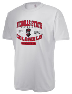Nicholls State University Colonels  Russell Men's NuBlend T-Shirt