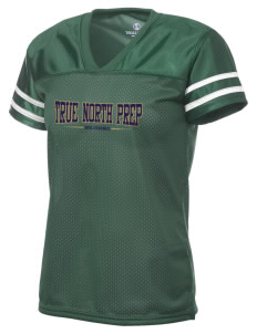 True North Prep Wolverines Holloway Women's Fame Replica Jersey