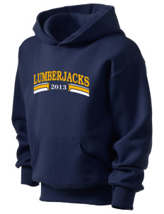 Redding Adventist Academy Lumberjacks Kid's Hooded Sweatshirt
