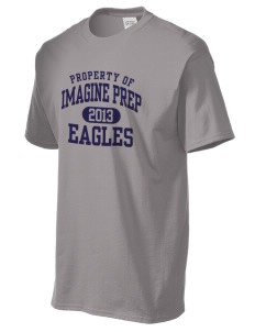 Imagine Prep at Coolidge Eagles Men's Essential T-Shirt
