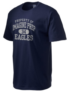 Imagine Prep at Coolidge Eagles Ultra Cotton T-Shirt