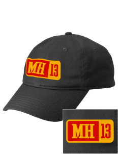 Mott Haven Mavericks  Embroidered New Era Adjustable Unstructured Cap