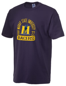 Murray State University Racers  Russell Men's NuBlend T-Shirt