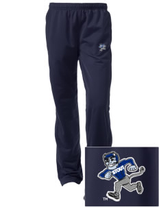 University of Wisconsin-Stout Blue Devils Embroidered Women's Tricot Track Pants